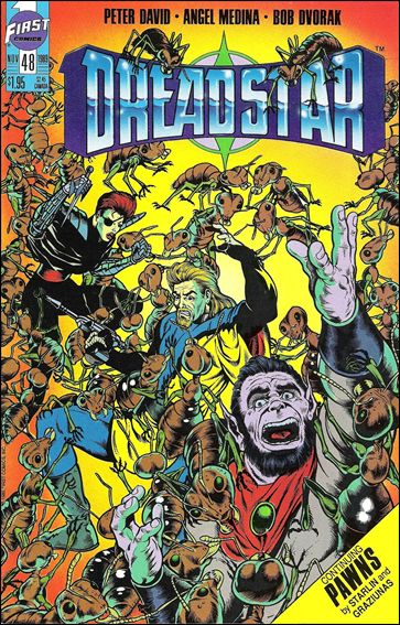 Dreadstar (1982) 48-A by Epic