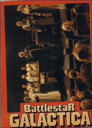 Battlestar Galactica Wonderbread Set (Promo) 32-A by Universal Studios