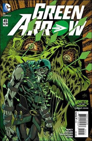 Green Arrow (2011) 45-B