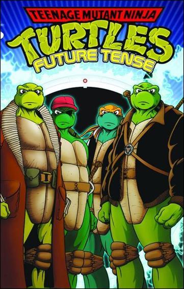 Teenage Mutant Ninja Turtles: Future Tense nn-A by Mirage