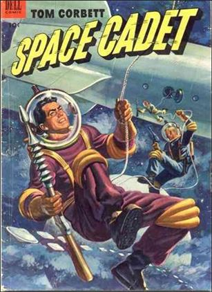 Tom Corbett, Space Cadet (1953) 5-A