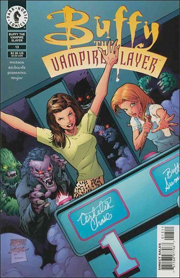 Buffy the Vampire Slayer 13-A by Dark Horse