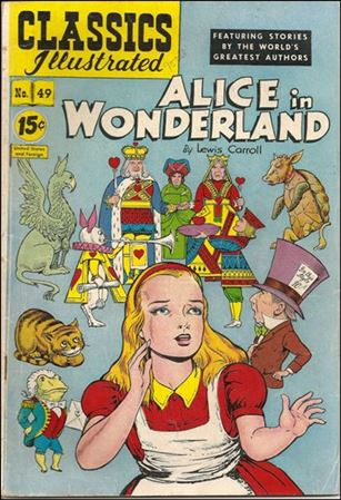 Classic Comics/Classics Illustrated 49-D
