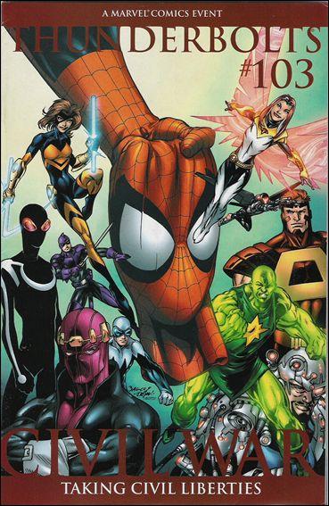 Thunderbolts (1997) 103-B by Marvel