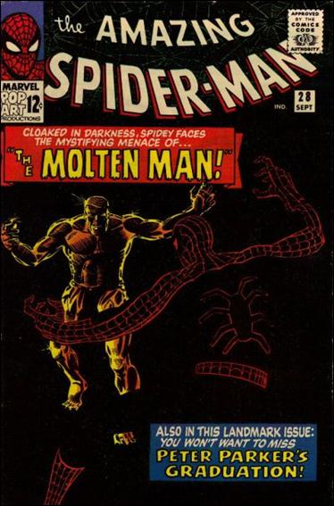 Amazing Spider-Man (1963) 28-A by Marvel