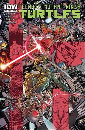 Teenage Mutant Ninja Turtles (2011) 48-A