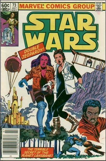 Star Wars (1977) 73-A by Marvel