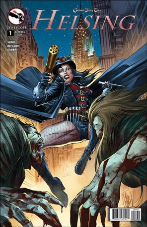 Grimm Fairy Tales Presents Helsing 1-C