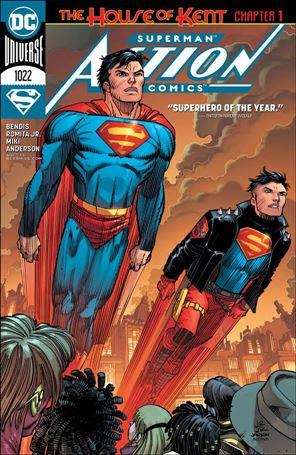 Action Comics (1938) 1022-A