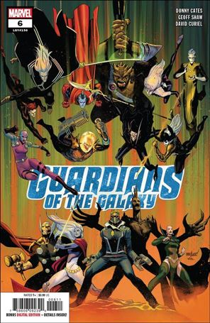 Guardians of the Galaxy (2019) 6-A