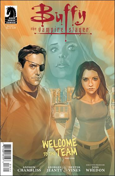 Buffy the Vampire Slayer Season 9 16-A by Dark Horse