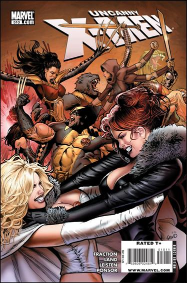 Uncanny X-Men (1981) 510-A by Marvel