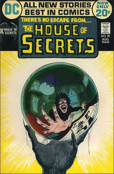 House of Secrets (1956) 99-A by DC