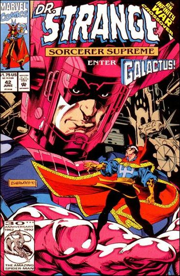Doctor Strange, Sorcerer Supreme 42-A by Marvel
