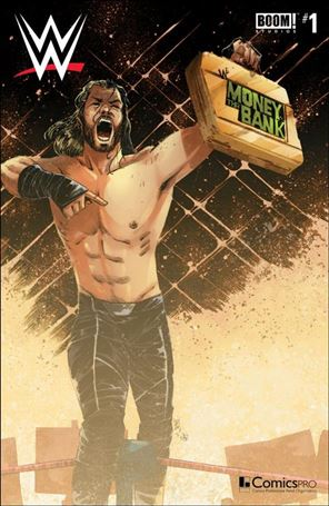 WWE 1-I