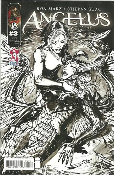 Angelus 3-B by Top Cow