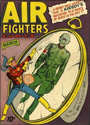 Air Fighters Comics (1943) 6-A