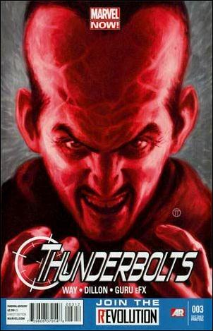 Thunderbolts (2013) 3-C by Marvel