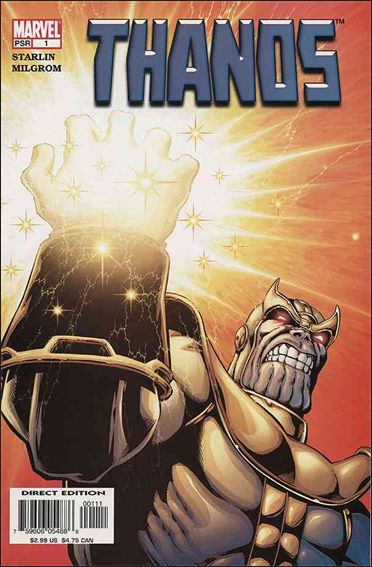 Thanos 1-A by Marvel