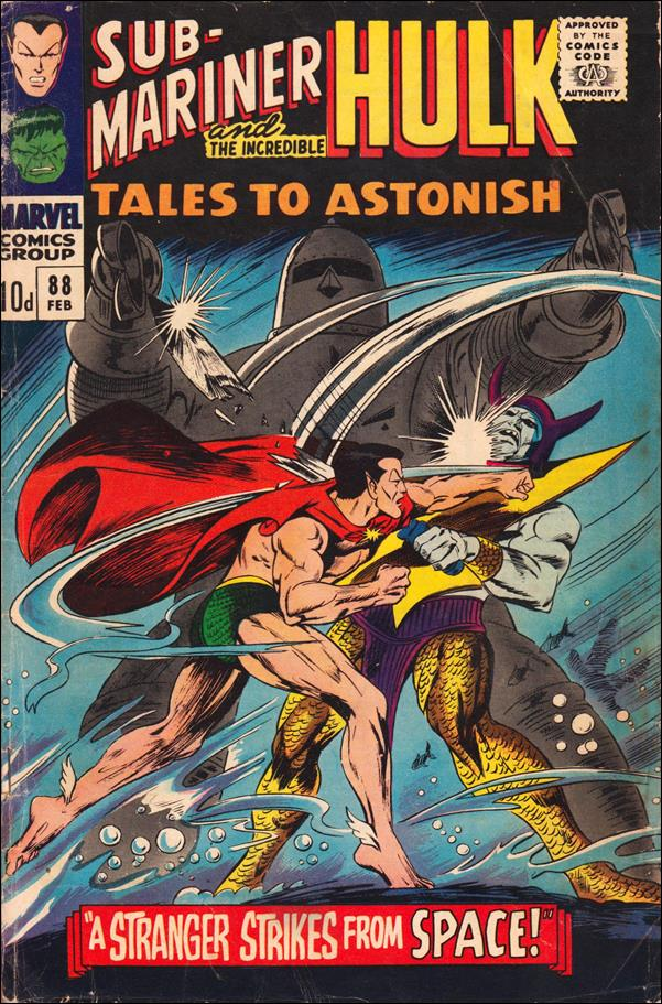 Tales to Astonish (1959) 88-B by Marvel