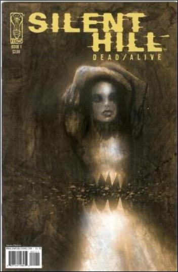 Silent Hill: Dead/Alive 1-B by IDW