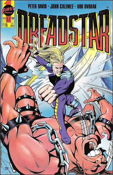 Dreadstar (1982) 57-A by Epic