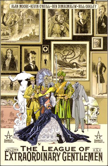 League of Extraordinary Gentlemen 1-I by America's Best Comics