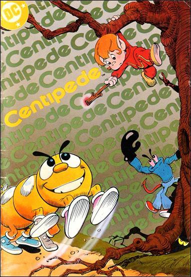 Centipede 1-A by DC