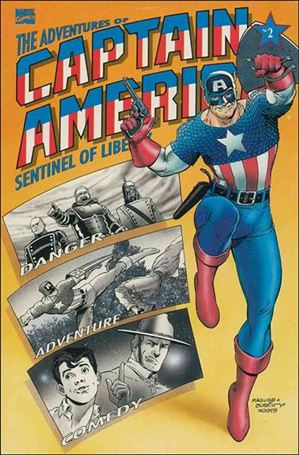 Adventures of Captain America - Sentinel of Liberty 2-A