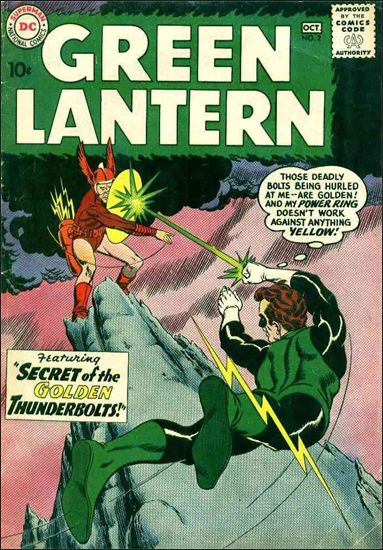 Green Lantern (1960) 2-A by DC