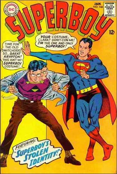 Superboy (1949) 144-A by DC