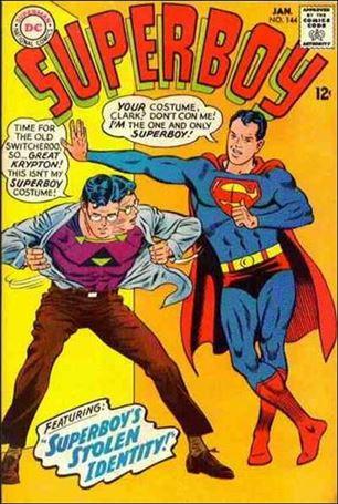 Superboy (1949) 144-A