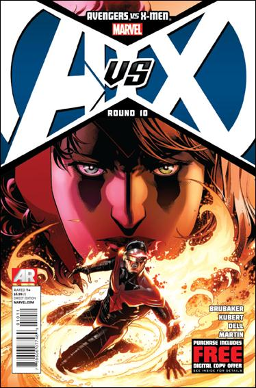 Avengers vs X-Men 10-A by Marvel