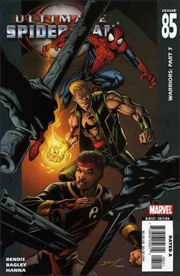 Ultimate Spider-Man (2000) 85-A by Marvel