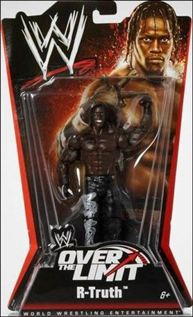 Wwe Over The Limit 2010 R Truth Jan 2010 Action Figure