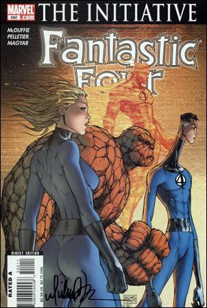 Fantastic Four (1961) 550-B by Marvel