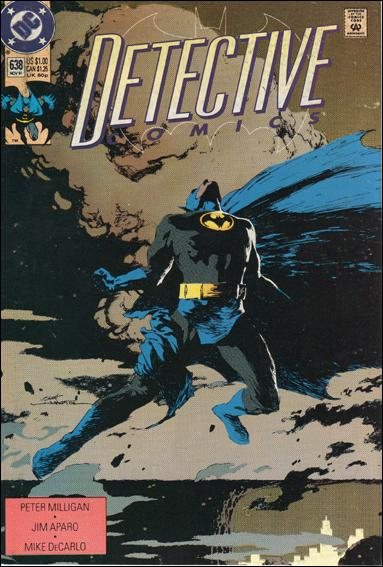 Detective Comics (1937) 638-A by DC
