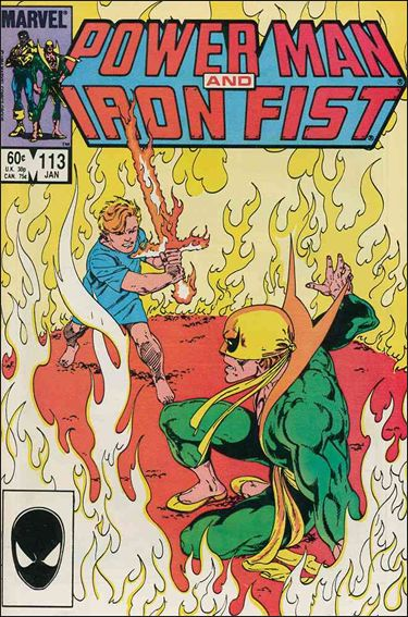 Power Man and Iron Fist (1978) 113-A by Marvel
