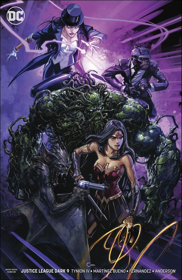Justice League Dark (2018) 9-B by DC