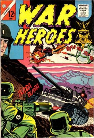 War Heroes (1963) 3-A