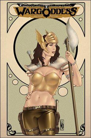War Goddess 0-D