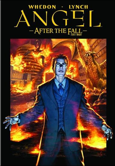 Angel: After the Fall 2-A by IDW
