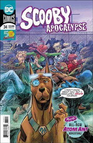 Scooby Apocalypse 34-A