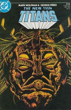 New Teen Titans (1984) 5-A