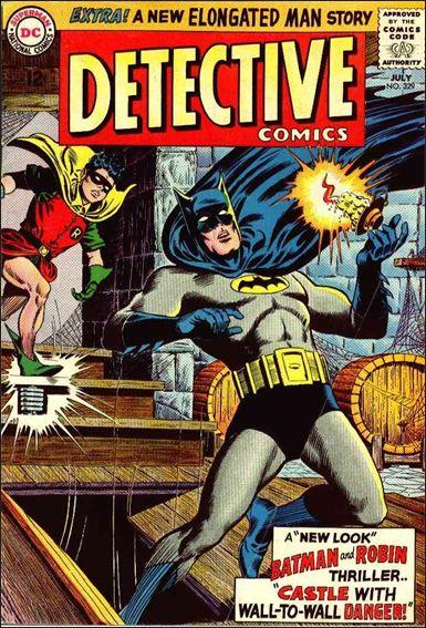 Detective Comics (1937) 329-A by DC