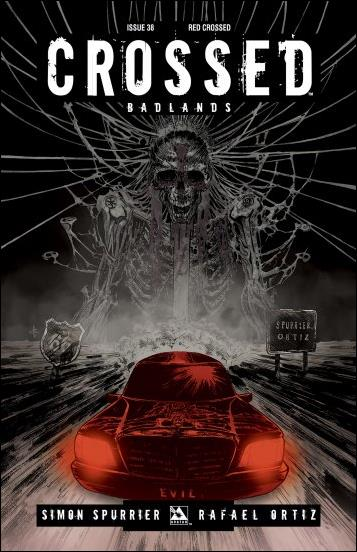 Crossed: Badlands 38-D by Avatar Press