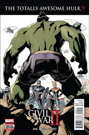 Totally Awesome Hulk 9-A