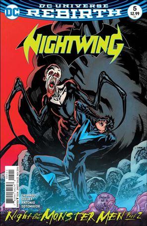 Nightwing (2016) 5-A