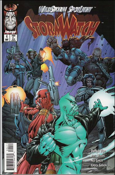 WildStorm Spotlight 4-A by Image