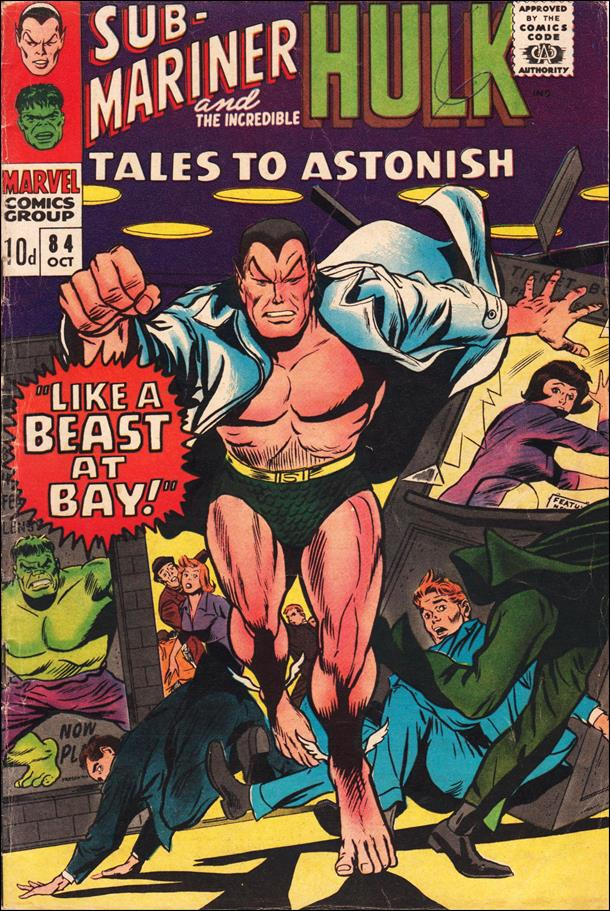 Tales to Astonish (1959) 84-B by Marvel